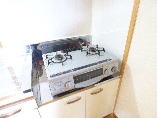 【キッチン】アイエスコーポ