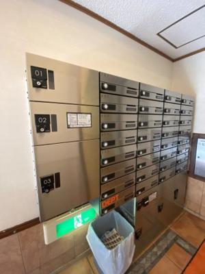 松屋町ラフォーレ高吉 メールボックス