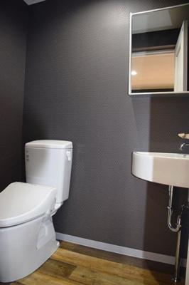 【トイレ】麻布エンパイアマンション