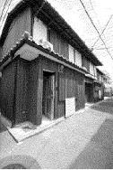【外観】南区西九条唐橋町中古一戸建(京町家)