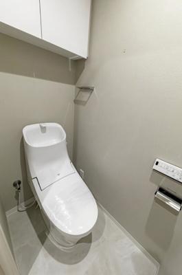 【トイレ】キャッスルマンション千早町
