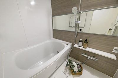 【浴室】キャッスルマンション千早町