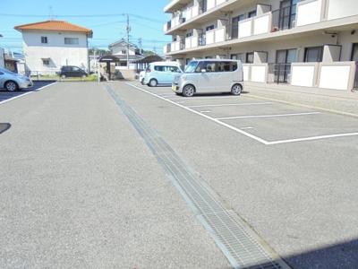 【駐車場】ジュネス南蔵王 弐番館