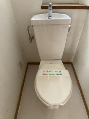 【トイレ】山口ハイツ