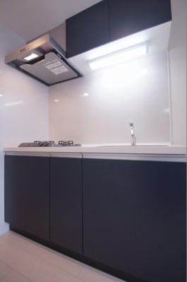 「まな板スペースのあるキッチン」