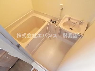 【浴室】今関ハイツ