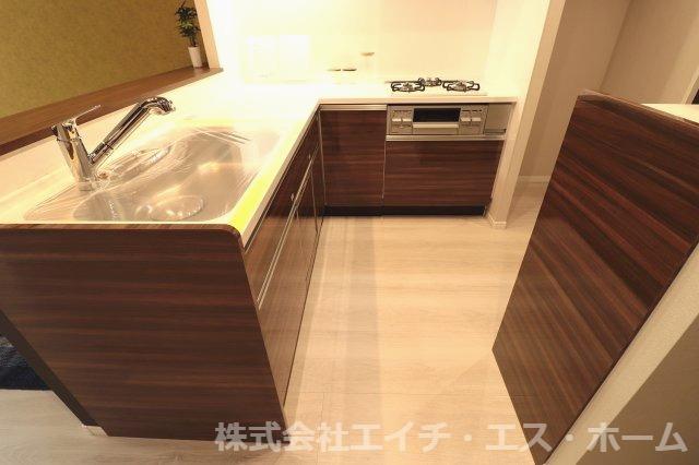 【キッチン】サニークレスト武蔵浦和