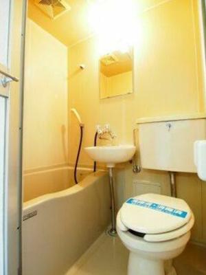 【浴室】クボタビル