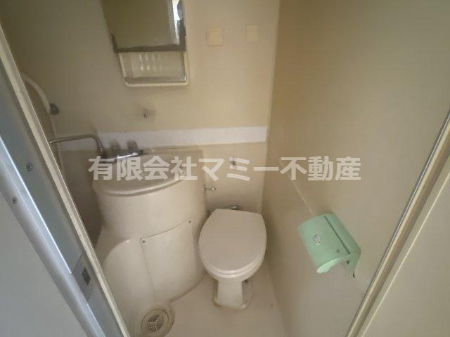 【トイレ】西浦2丁目マンションA