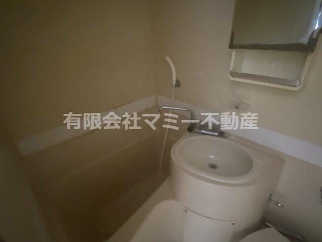 【浴室】西浦2丁目マンションA