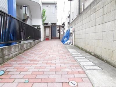 【その他共用部分】マキ新中野