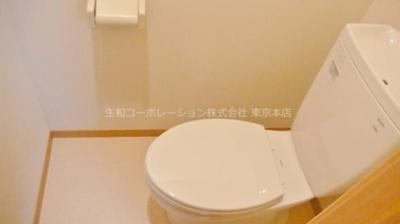 【トイレ】ミロワール中板橋