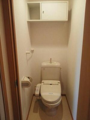 【トイレ】プリムローズ四条