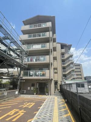 【外観】伏見区ペルル伏見桃山Ⅱ中古マンション
