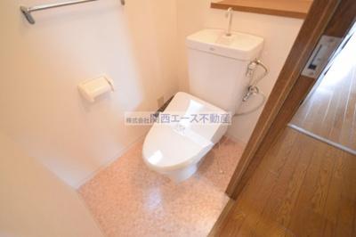 【トイレ】グランビュー山手