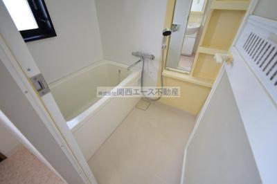 【浴室】グランビュー山手