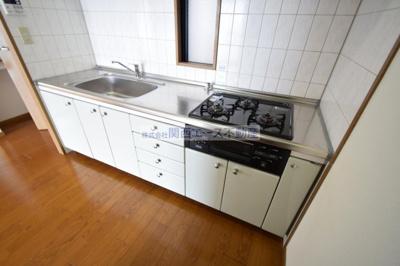 【キッチン】グランビュー山手