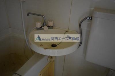 【洗面所】ベストレジデンス瓢箪山