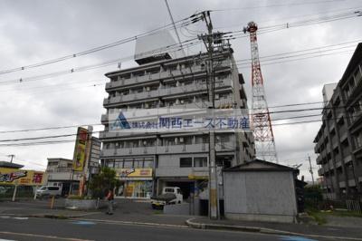 【外観】ベストレジデンス瓢箪山