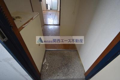 【玄関】ベストレジデンス瓢箪山