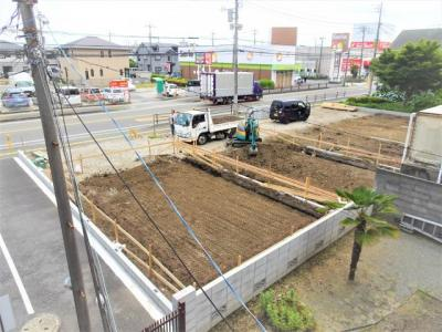 【その他】新築 横浜線 淵野辺駅 中央区千代田 浴室TV