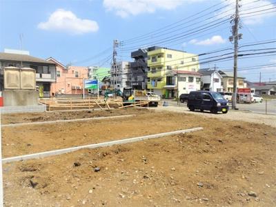 【外観】新築 横浜線 淵野辺駅 中央区千代田