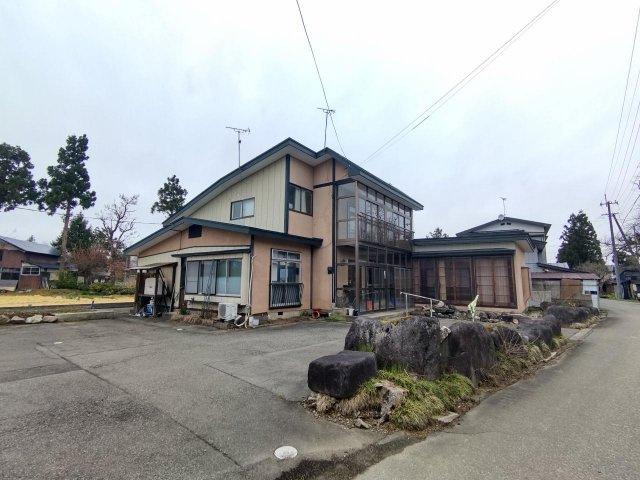 【その他】大仙市長野 中古住宅