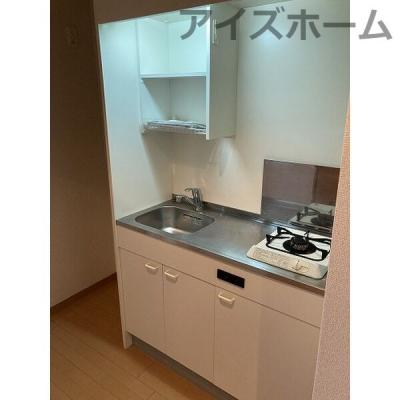 【キッチン】アールコーヴ押切