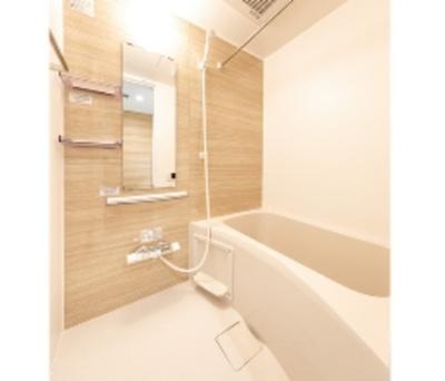 【浴室】ウェルスクエア根津