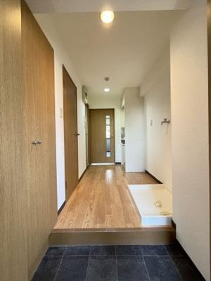 同タイプ他部屋の写真です。