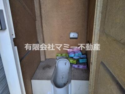 【トイレ】下海老町店舗W