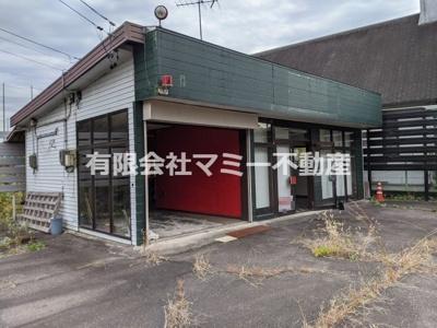 【外観】下海老町店舗W