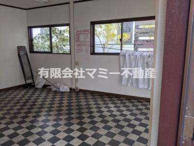 【内装】下海老町店舗W
