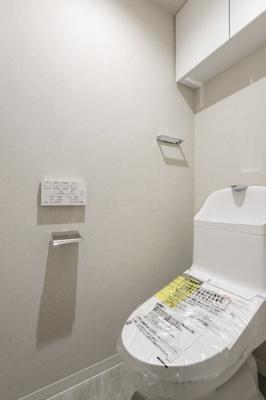 【トイレ】スカイコート日本橋浜町公園