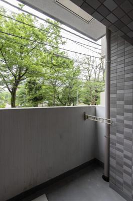 【バルコニー】スカイコート日本橋浜町公園