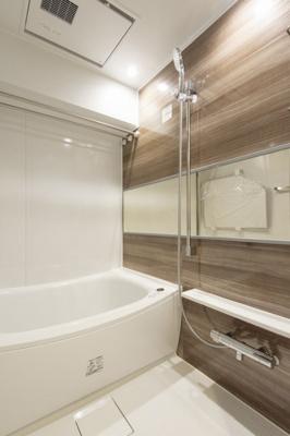 【浴室】スカイコート日本橋浜町公園