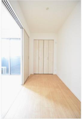 【寝室】maison de cercle Ⅱ(メゾンドセルクルツー)