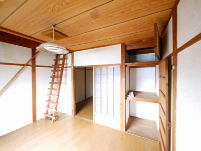 【内装】坂井店舗付住宅