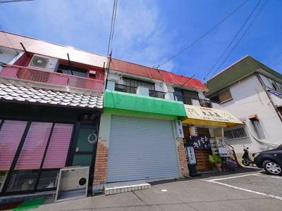 【外観】坂井店舗付住宅