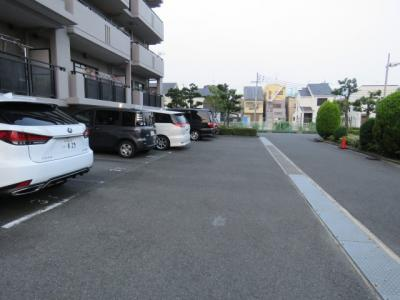 【駐車場】ルイシャンスⅡ