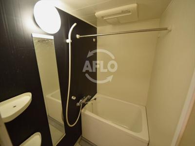 オーロラ・タワー難波 浴室乾燥機つきバスルーム