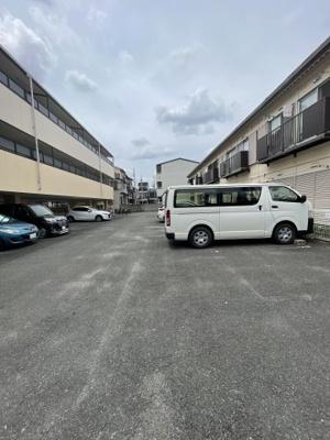 【駐車場】シャルマンコーポ