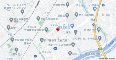 【地図】シャルマンコーポ