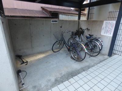 【駐車場】メゾンモア―
