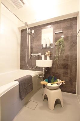 【浴室】インペリアル六本木1番館