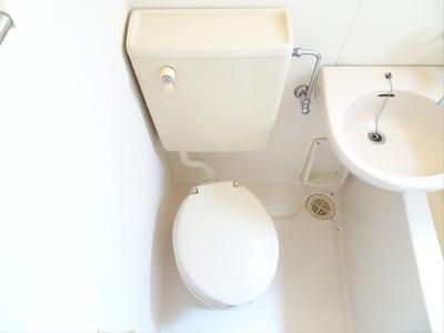【トイレ】小林ハイツ浜田山