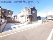 現地写真掲載 新築 高崎市八幡町HN12-1 の画像