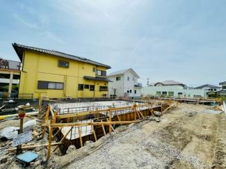 【外観】沼津市西間門第6 新築戸建 1号棟