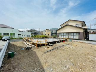 【外観】沼津市西間門第6 新築戸建 2号棟