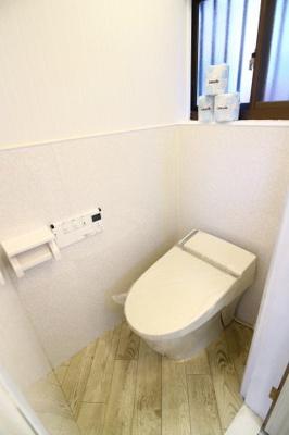 【トイレ】つつじが丘4丁目戸建